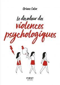 décodeur des violences psychologiques- Boutique Les Mots de Myra